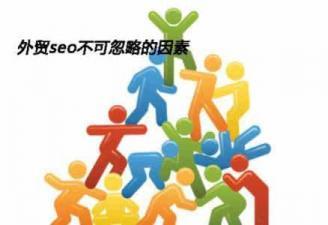 外贸网站做seo优化有哪些方案?